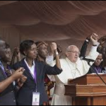 Pope Francis in Kenya